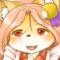 ★給仕の狐サンゴ