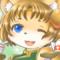 ★給仕の狐ルリ
