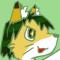 ★営業二課の新狐くん