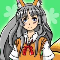 ★狐ギャル伏見ヨーコ-200
