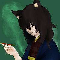 ★煙狐菊塵-200