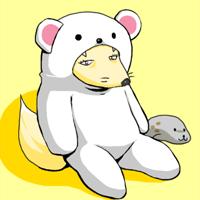 ★コャックマ(白)-200