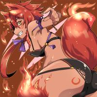 ★炎狐フランマ-200