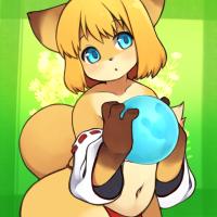 ★稲荷の巫狐かすみ-200