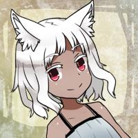 ★いつか月を貪る狐ハティ-200