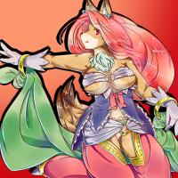 ★炎捧狐リーシャ-200