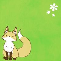 ★はじっこ狐すみっこん-200