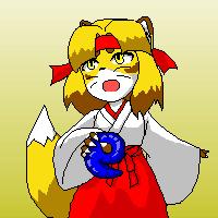 ★巫狐コミコ-200