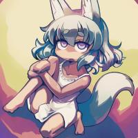 ★乱虹彩狐-200