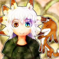 ★天狐の国から来たくくり-200