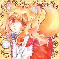 ★時計狐アリス-200