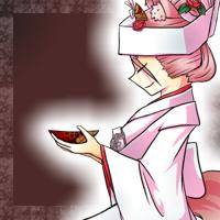 ★座狐牡丹-200