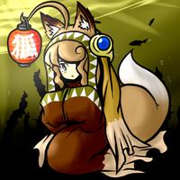 ★釣狐プリムローズ-200