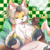 ★仙狐白檀-200