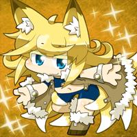 ★輝紡狐クルス・クルス-200