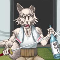 ★戦狐武将おじさん-200