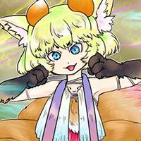 ★宇宙狐SAGAWA-200