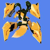 ★重装狐兵コャンダー-200