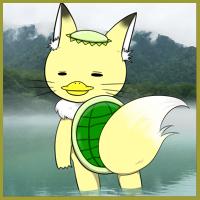 ★河童狐-200