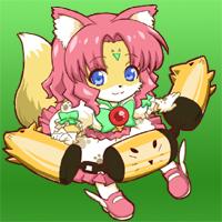 ★魔法子狐パクト-200