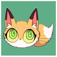 ★妖毛コロ狐-200