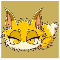 ★陽毛ロロ狐-200