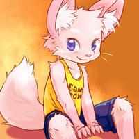 ★仔狐ももたろう-200