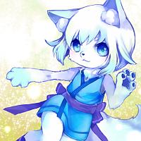 ★氷雪狐白芽-200