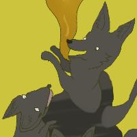 ★追駆狐カゲボーシ-200
