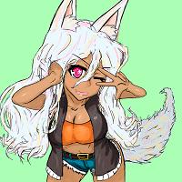 ★イマドキの狐リサ-200