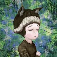 ★霊子木の狐ん若-200