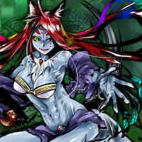★傾彗狐禍災厄-200