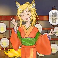 ★提灯狐火耶-200