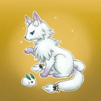 ★雪狐コンコ-200