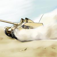 ★砂漠の狐コンメル-200