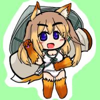 ★狸狐こりこ-200