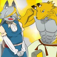 ★金銀狐マリアとマーティン-200