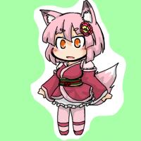 ★立狐芍薬-200