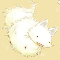 ★綿狐ぽぽんた-200