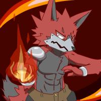 ★獄炎のウォルクス-200