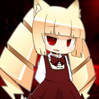 ★上帝狐カレン-200