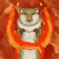★燃え盛るホムラナガギツネ-200