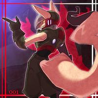 ★赤戦狐レッドベリル-200