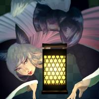 ★行燈狐明夜-200