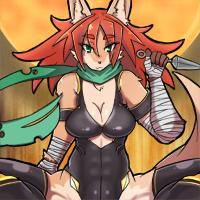 ★退魔狐華蹴-200
