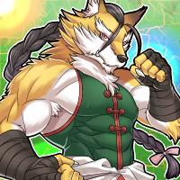 ★拳闘狐ユーシイ-200