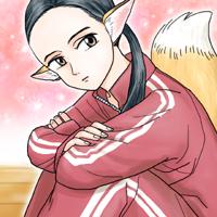 ★翠の黒髪コトカ-200