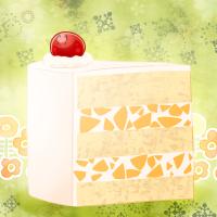 ★バターケー狐-200