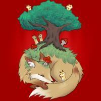 ★木之狐コシカケ-200
