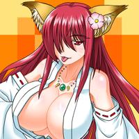 ★炎狐モフリート-200